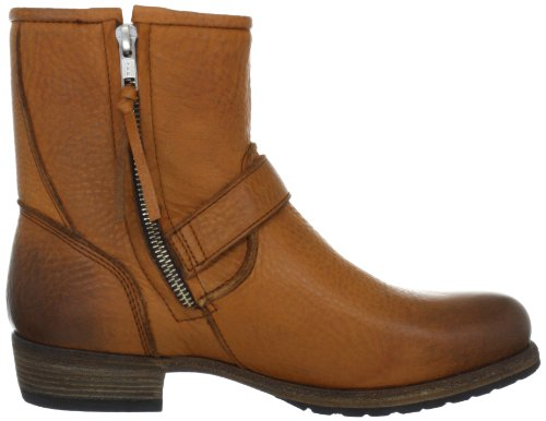Blackstone ISABELLA FUR EW62, Boots femme Marron-TR-J1-77