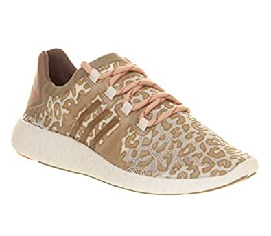 Sells Storbritannien butik exklusivt sortiment Adidas Pure Boost Stella Leopard Sand - 7 UK: Amazon.co.uk: Shoes ...