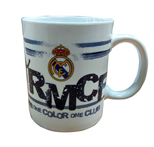 Tazas del Real Madrid (RMCF) ONE COLOR ONE CLUB