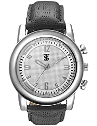 TSX Analog Watch With Leather Strap WATCH-076