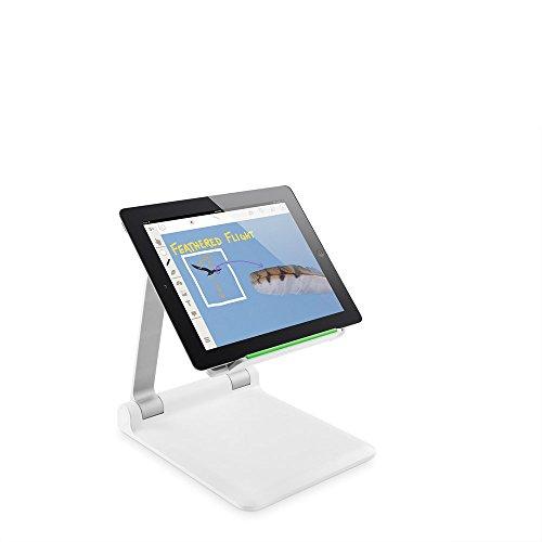 Belkin Portable Tablet Stage mobiles interaktives Whiteboard, Dokumentenkamera (geeignet für Tablets von 7 Zoll bis 11 Zoll, inkl. Stage App) Belkin Samsung Mobile