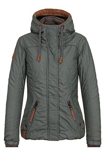 Naketano Female Jacket Mädchen furzen Rosenduft Dark Green, M