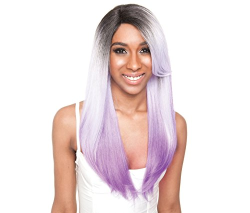 ISIS Red Carpet Premium Synthetic Hair Lace Front Wig - RCP726 MERMAID 3 (OMP... by Isis (Red Carpet Perücke)