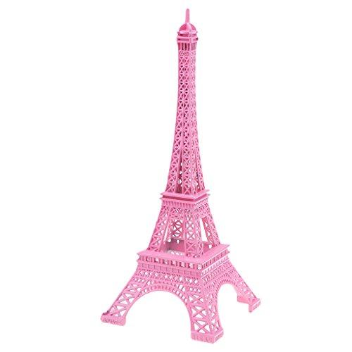 Sharprepublic Estatua Color París Torre Eiffel Estatuilla
