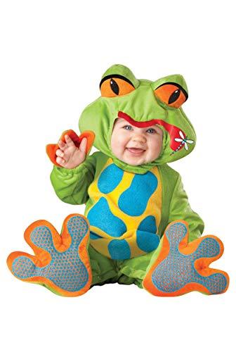 Kleiner Frosch Babykostüm - 18-24 (Froggy Kostüm Babys)