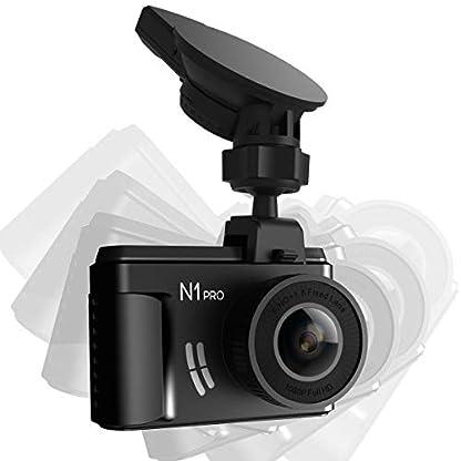VANTRUE-Aktualisiert-N1-PRO-X4-X1-Pro-Auto-Dashcam-Kamera-Saugnapf-Halterung-mit-Mini-USB-Port-und-GPS-Melder-Geschwindigkeit-PositionRoute-Gltig-fr-Windows-und-Mac