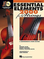 Essential Elements 2000 for Strings - Book 1 (Viola)