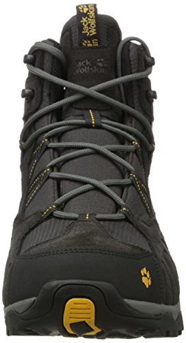 Jack Wolfskin Vojo Hike - Chaussures de randonnée Homme - Mid, Texapore gris 2015 chaussures de mont