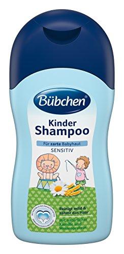 Bübchen Kinder Shampoo,2er Pack (2x 400 ml)