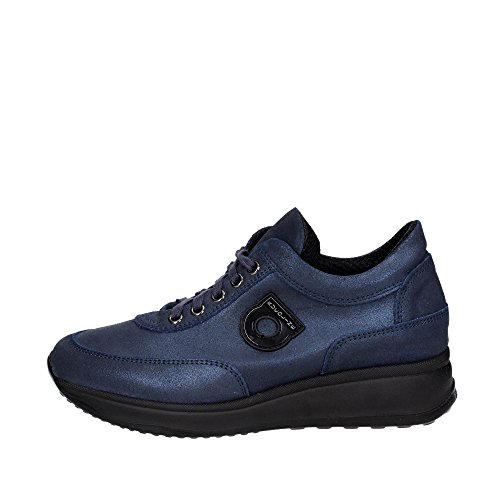 Agile By Rucoline 1304 (12) Mujeres Low Sneakers Blue