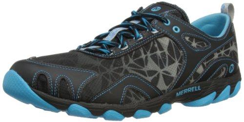 Merrell Hurricane Lace - Zapatillas Para El Agua de cuero hombre, Azul...