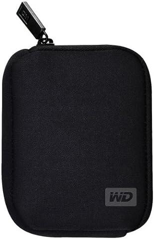 Western Digital My Passport Ultra Carrying Case Schutztasche für externe Festplatten schwarz, Optimaler Schutz für Ihre My Passport
