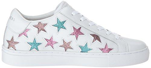 Skechers Side Star Star Side Sneaker Da Donna Bianco