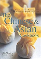 The Chinese & Asian Cookbook by Sallie Morris (2001-09-30)
