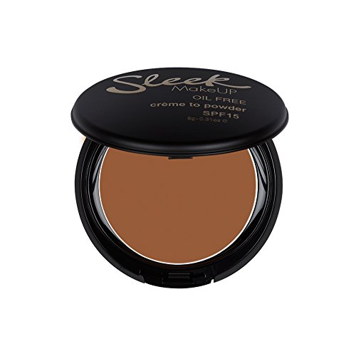Sleek Make Up To Powder Foundation Russet Fond de teint en crème 9 g