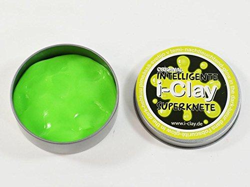 Intelligente Superknete i-Clay nachtleuchtend