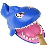 Axibi Spaß Hai Biss Finger ziehen Zähne Spiel Kinder Kind Spielzeug Geschenk Streich Spielzeug preisvergleich bei kleinkindspielzeugpreise.eu