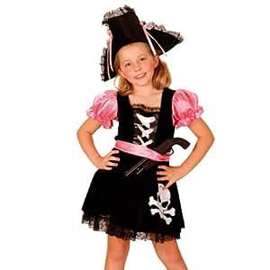 NEU Kinder-Kostüm Piratin Tessa, Gr. 7-9 Jahre