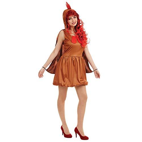 Fun Shack Damen Costume Kostüm, Huhn, - Niedliche Märchen Kostüm Frauen