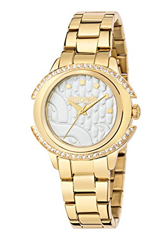 Just Cavalli Just Decor R7253216502 - Orologio da Polso Donna