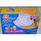 Zhu Zhu's Pets Hamster Toy Chunk- White (age: 36 months - 10 years) - AAA Batteries Included Jouets, Jeux, Enfant, Peu, Nourrisson