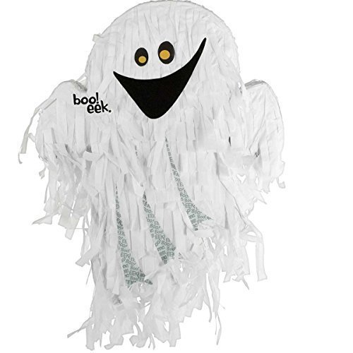 Amscan Ghost Shaped Halloween Party Pinata by Missy Moo