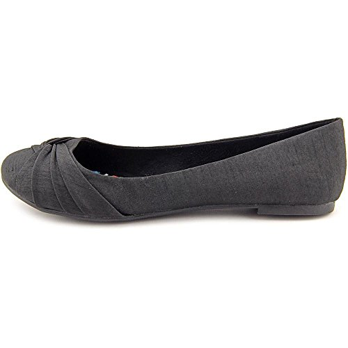Rocket Dog Myrna Satin Chaussure Plate Black