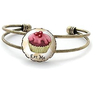 Armband mit cabochon ° Eat Me °