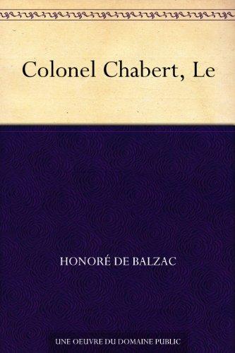 Colonel Chabert, Le