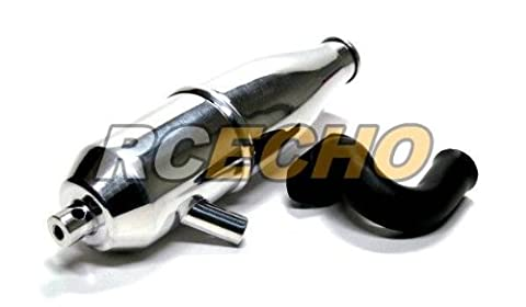 RC Model Tuned Exhaust Pipe & Header for R/C Hobby Racing 1/10 Car PH540 with RCECHO Full Version Apps