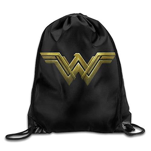 GONIESA Fashion Wonder Women Drawstring Backpack Bag One Size