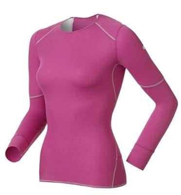Odlo Damen Shirt Long Sleeve Crew Neck X-Warm von Odlo bei Outdoor Shop