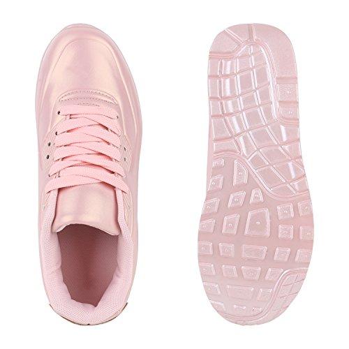 Metálico Aptidão Rendas Sapatos Correndo Sneakers Sneaker Rosa Unissex De Até Senhoras Homens Moda Esporte Crianças 7xqBw6TwH