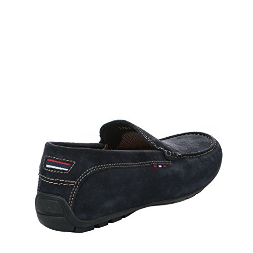 Mocassins homme - FIRST COLLECTIVE - Bleu marine - MM-201R08 - Millim Bleu