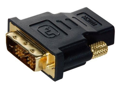 Mamba HDMI-DVI Adapter - [PC, PlayStation 3, Xbox 360]