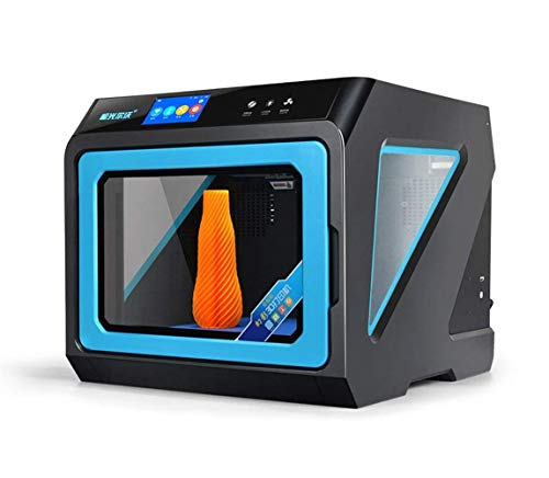 jgaurora nuevo Upgrade Closed metal 3d impresora a de 7 con Multi Color Touch Screen