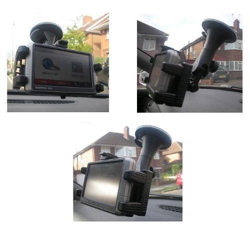 Laptop Kit - GPS Universel / Support de montage à ventouse Sat Nav pour les systèmes de navigation Garmin / Navman / Tomtom / RAC / Navigon / ProNav. Également adapté pour les MP3 / MP4 / Téléphones portables / PDA