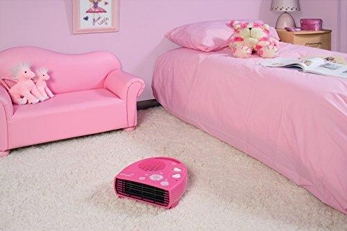 41ZUg8do7ZL - Dimplex Daisy 2 KW Flat Electric Fan Heater