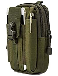 CARRY TRIP Tactical Outdoor Waist Bag Multifunctional Molle Pouch
