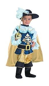 Dress Up America Set de Disfraz de Musketeer Niños