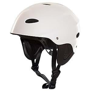 Approuvé CE casque de sports nautiques, blanc