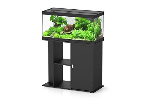 Meuble pour aquarium Style LED 80 Aquatlantis noir