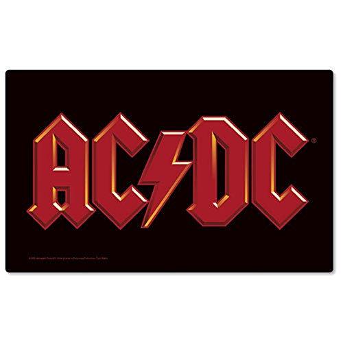 AC DC-Tovaglietta americana-Logo