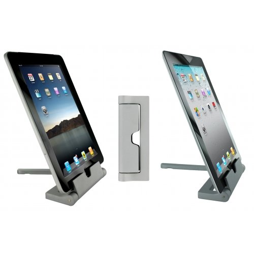 ekit-aluminium-portable-stand-compatible-with-ipad-ipad-2-and-kindle-3-silver