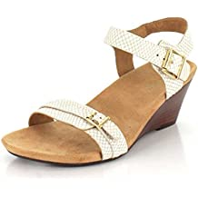 Vionic Womens 382 Laurie Noble Leather Sandals
