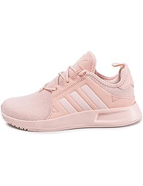 adidas Unisex-Kinder Schuhe / Sneaker X_PLR J pink 38 2/3