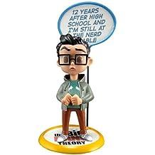 The Big Bang Theory Figura Q-Pop Leonard Hofstadter 9 cm Quantum Mechanix Action Figures