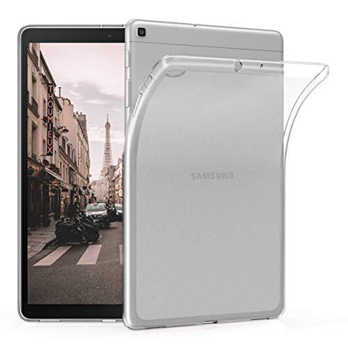 kwmobile Samsung Galaxy Tab A 10.1 (2019) Hülle - Silikon Tablet Cover Case Schutzhülle für Samsung Galaxy Tab A 10.1 (2019) -