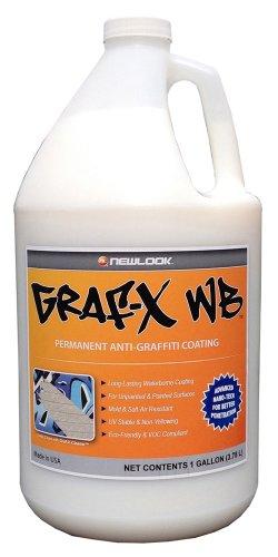 graf-x WB 1-Gal. Permanente ANTI-GRAFFITI revestimiento