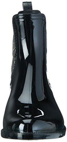 Tommy Hilfiger O1285dette 8r2, Stivali da Pioggia Donna Nero (Black 990)